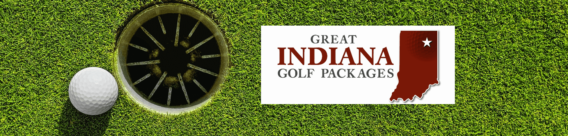 Great Indiana Golf Packages Logo